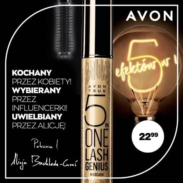 Avon 5 In One Lash Genius